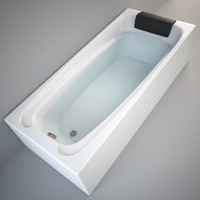 Generic Bathtub - Full