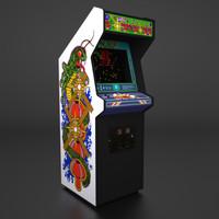 atari arcade 3d 3ds