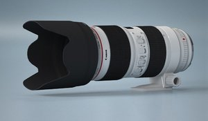 maya lens canon 70-200 f2