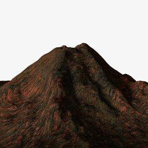 volcano volcanic mountain max