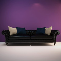 Ralph Lauren BROOK STREET TUFTED SOFA