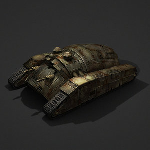 3ds max ghostwind tank