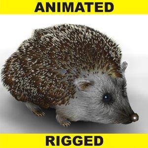 max hair fur hedgehog