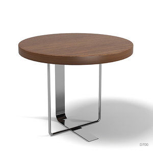 3ds max porada coffe table