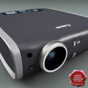 maya projector canon x700