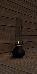 3d model of viabizzuno monamour oil