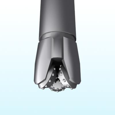 3d drillbit oil model