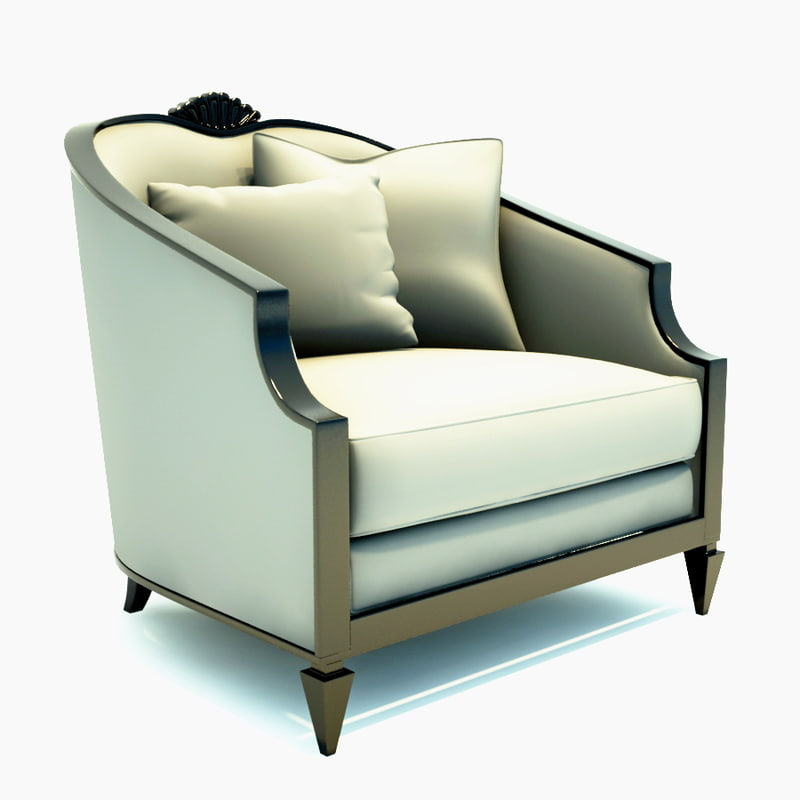 max contemporary lounge chair -