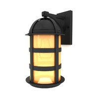 Outdoor wall lantern 04