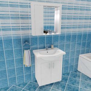 3ds max fr bathroom set