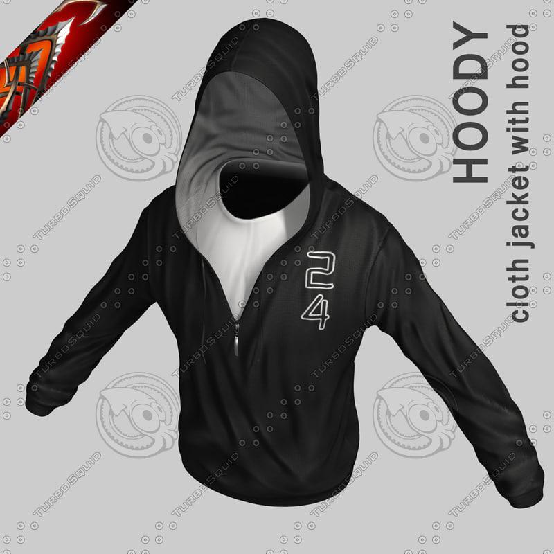 hoodie - jacket hood max
