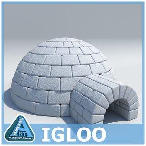 igloo brick max