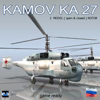 maya kamov 27 helicopter