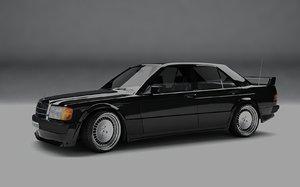 3dsmax car evolution