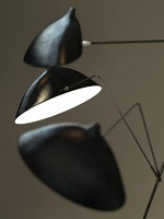 Serge Mouille standing lamp