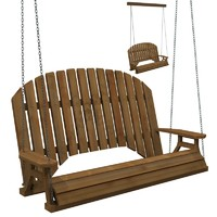 porch swing 3d obj
