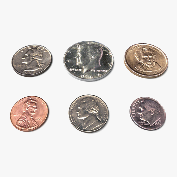 united states currency coin max