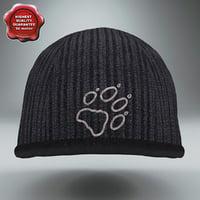 Winter Hat Jack Wolfskin
