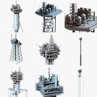 Oil Platform Collection