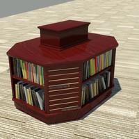book kiosk - island max