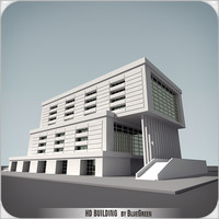 HD Building HDP