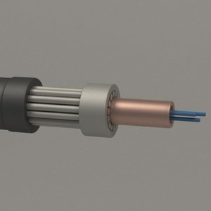 3d model of cable