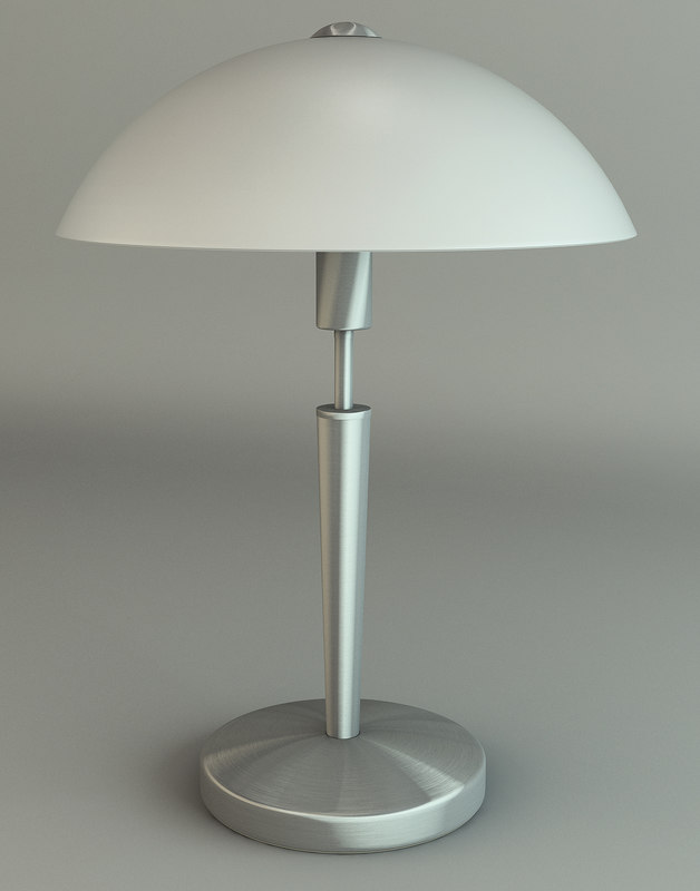 3ds lamp bulb