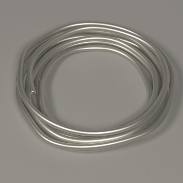 3d metal wire