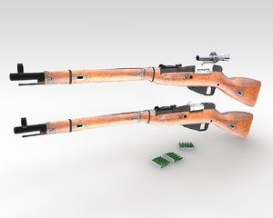 3ds max mosin