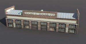 3ds warehouse building