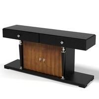 selva classic contemporary modern art deco console table 4692 m4