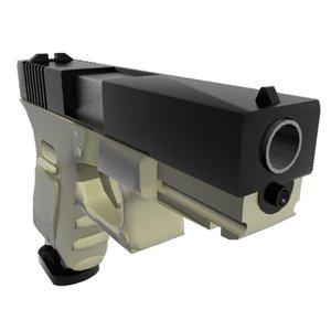 free 3ds mode glock 19 pistol
