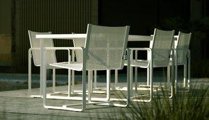 garden furniture tribu neutra 3d obj