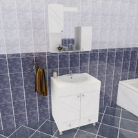 Bathroom Set PLM