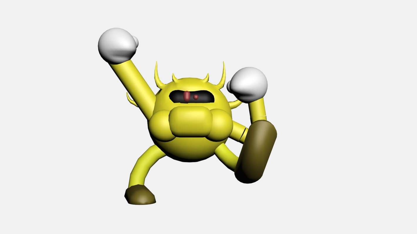 3dsmax yellow virus