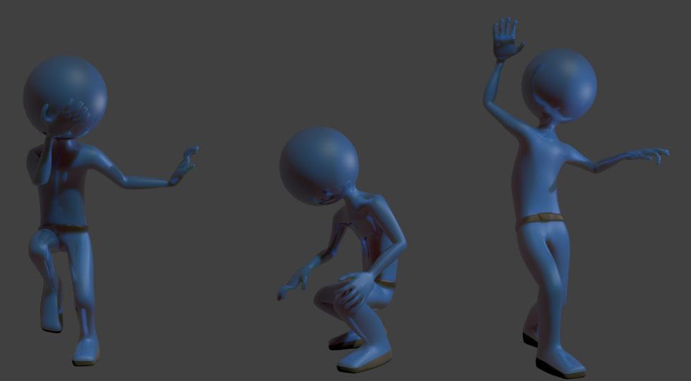 blender animation blender