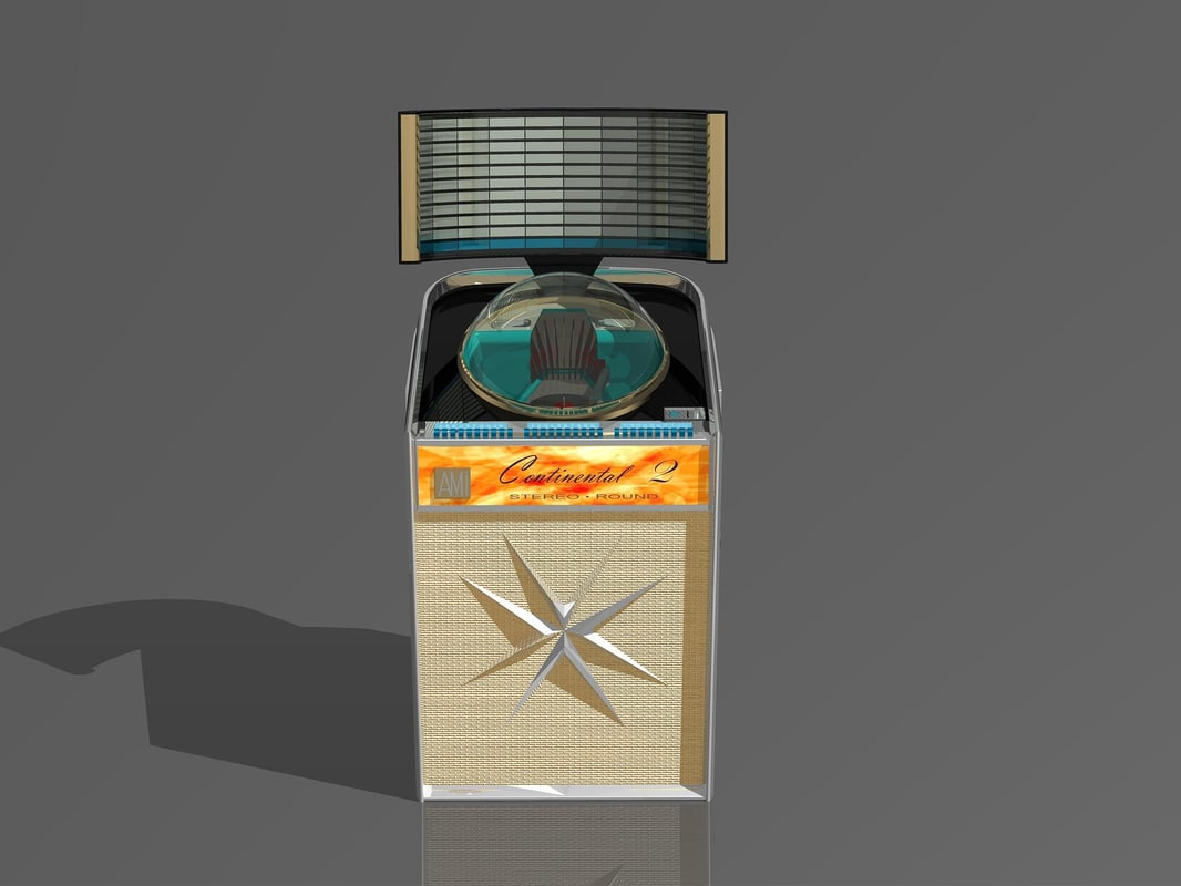 ami jukebox 1961 dwg