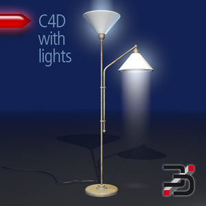 3ds lamp home