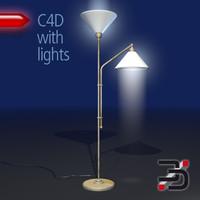 Standard Lamp Berlin