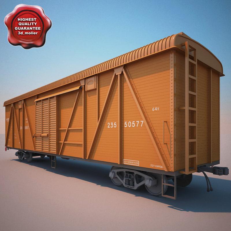 goods wagon 11-066 v2 3ds