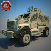 MaxxPro MRAP Armoured Fighting Vehicle V2