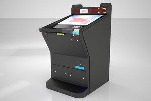 3d casino roulette machine
