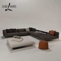 Frank Lounge Suite