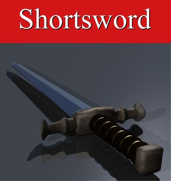 sword shortsword lwo