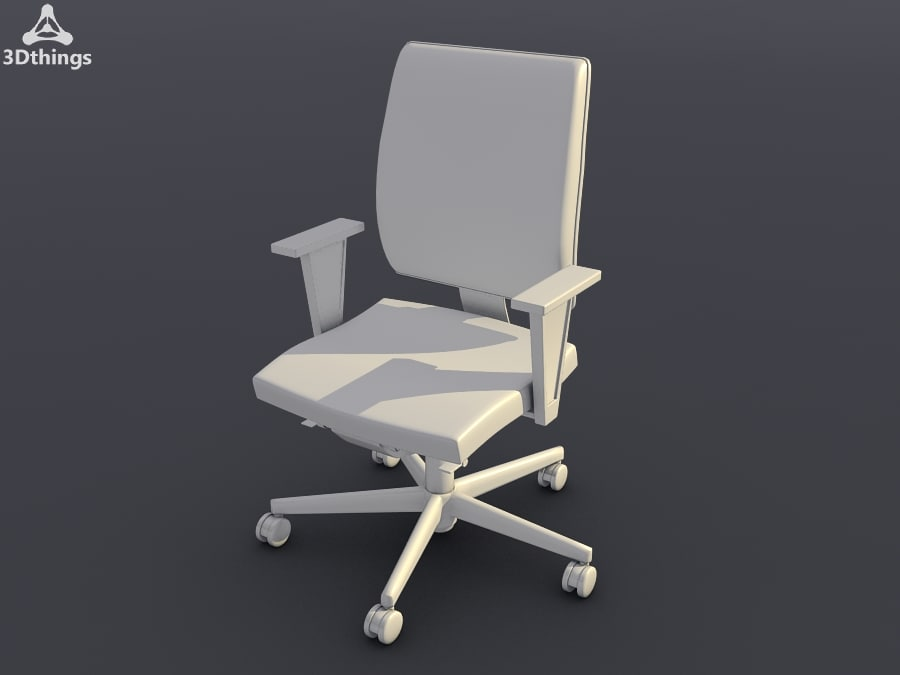 3d conference chair yeah swiler