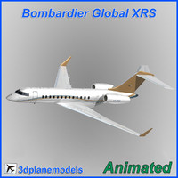 Bombardier Global XRS Private livery 5