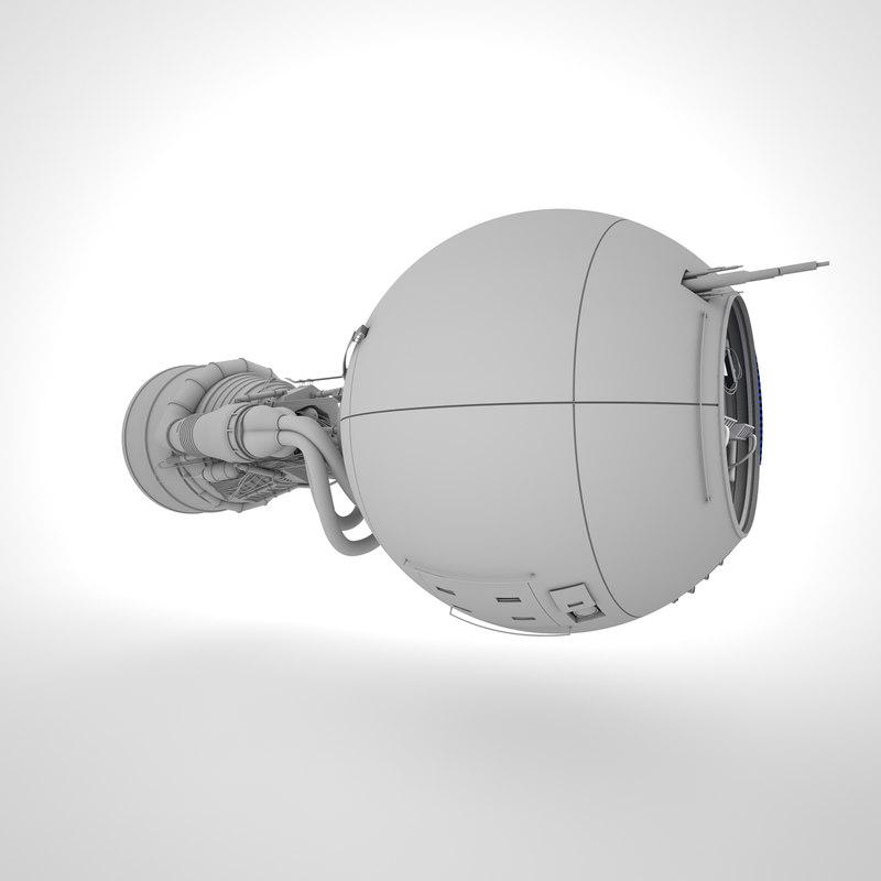 max eyeball space rockets cockpit