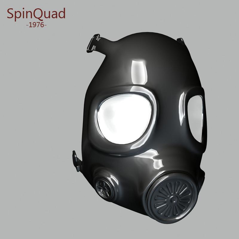 lwo gas mask