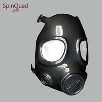 lwo gas mask