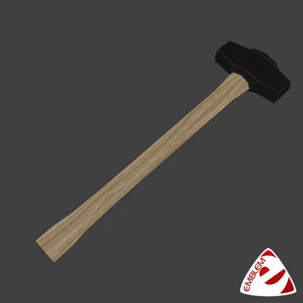 3d model of sledgehammer work games